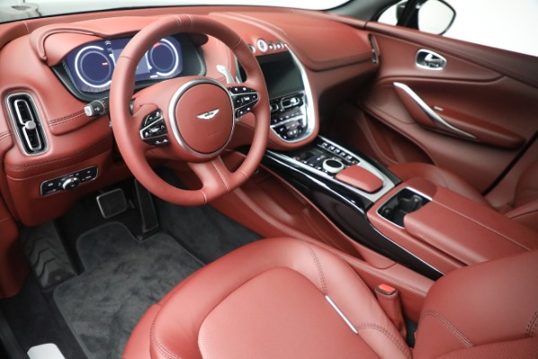 New 2021 Aston Martin DBX for sale $200,686 at Aston Martin of Greenwich in Greenwich CT 06830 13