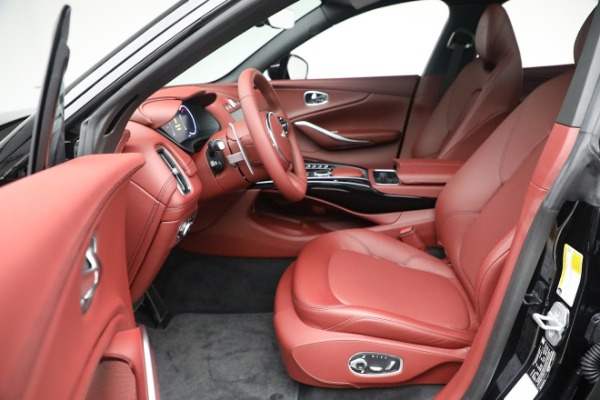 New 2021 Aston Martin DBX for sale $200,686 at Aston Martin of Greenwich in Greenwich CT 06830 14