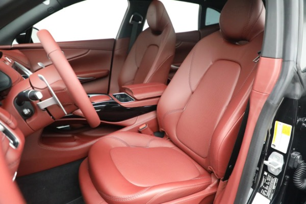 New 2021 Aston Martin DBX for sale $200,686 at Aston Martin of Greenwich in Greenwich CT 06830 15
