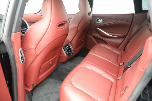 New 2021 Aston Martin DBX for sale $200,686 at Aston Martin of Greenwich in Greenwich CT 06830 17