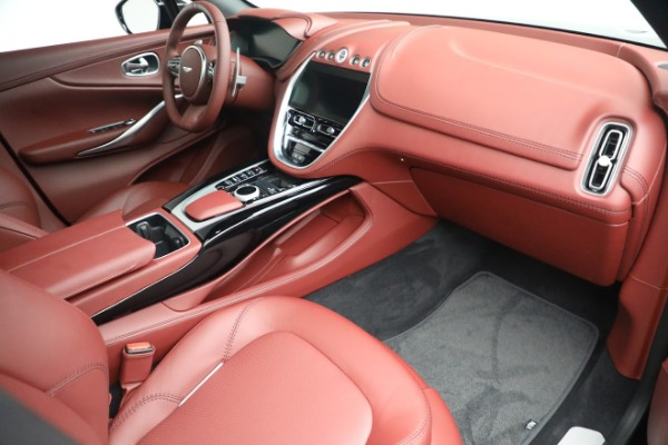 New 2021 Aston Martin DBX for sale $200,686 at Aston Martin of Greenwich in Greenwich CT 06830 19