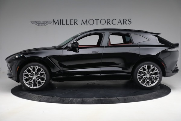 New 2021 Aston Martin DBX for sale $200,686 at Aston Martin of Greenwich in Greenwich CT 06830 2