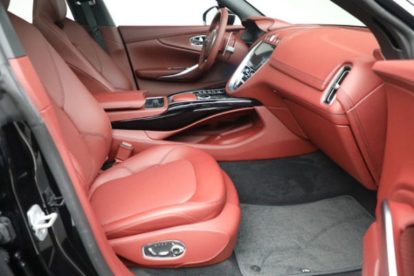 New 2021 Aston Martin DBX for sale $200,686 at Aston Martin of Greenwich in Greenwich CT 06830 20