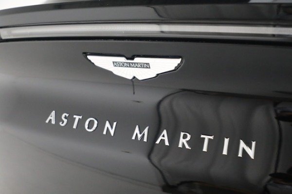 New 2021 Aston Martin DBX for sale $200,686 at Aston Martin of Greenwich in Greenwich CT 06830 24