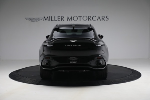 New 2021 Aston Martin DBX for sale $200,686 at Aston Martin of Greenwich in Greenwich CT 06830 5