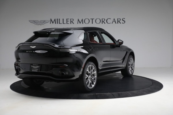 New 2021 Aston Martin DBX for sale $200,686 at Aston Martin of Greenwich in Greenwich CT 06830 6