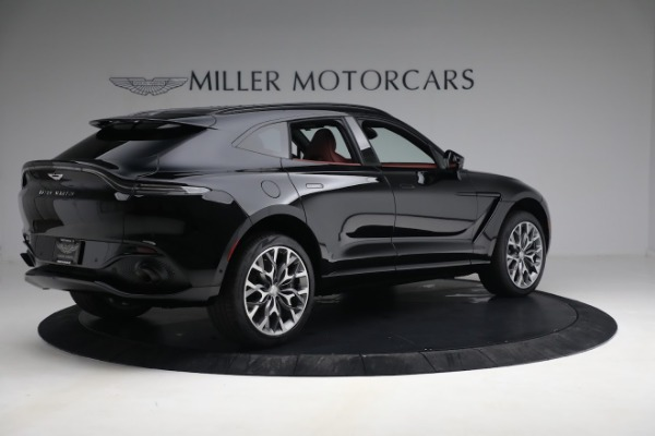 New 2021 Aston Martin DBX for sale $200,686 at Aston Martin of Greenwich in Greenwich CT 06830 7