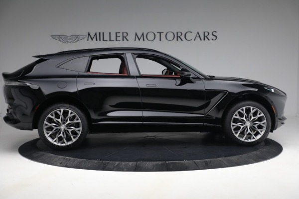 New 2021 Aston Martin DBX for sale $200,686 at Aston Martin of Greenwich in Greenwich CT 06830 8
