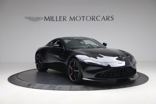 New 2021 Aston Martin Vantage for sale $189,686 at Aston Martin of Greenwich in Greenwich CT 06830 10
