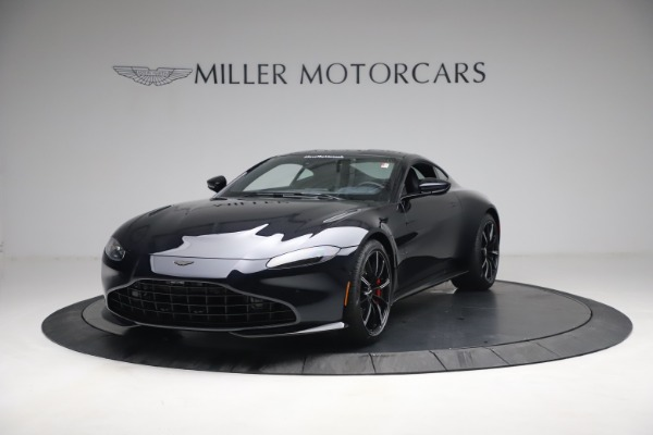 New 2021 Aston Martin Vantage for sale $189,686 at Aston Martin of Greenwich in Greenwich CT 06830 12