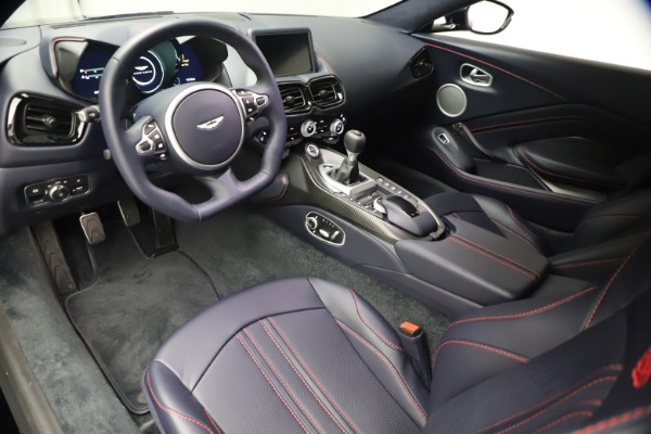 New 2021 Aston Martin Vantage for sale $189,686 at Aston Martin of Greenwich in Greenwich CT 06830 13