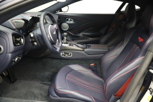 New 2021 Aston Martin Vantage for sale $189,686 at Aston Martin of Greenwich in Greenwich CT 06830 14