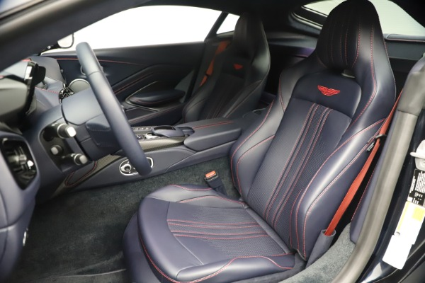 New 2021 Aston Martin Vantage for sale $189,686 at Aston Martin of Greenwich in Greenwich CT 06830 15