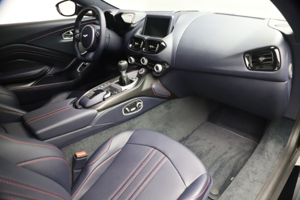 New 2021 Aston Martin Vantage for sale $189,686 at Aston Martin of Greenwich in Greenwich CT 06830 19
