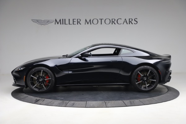 New 2021 Aston Martin Vantage for sale $189,686 at Aston Martin of Greenwich in Greenwich CT 06830 2