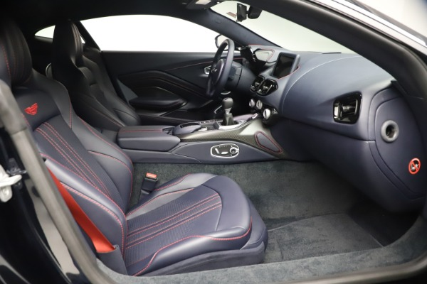 New 2021 Aston Martin Vantage for sale $189,686 at Aston Martin of Greenwich in Greenwich CT 06830 20