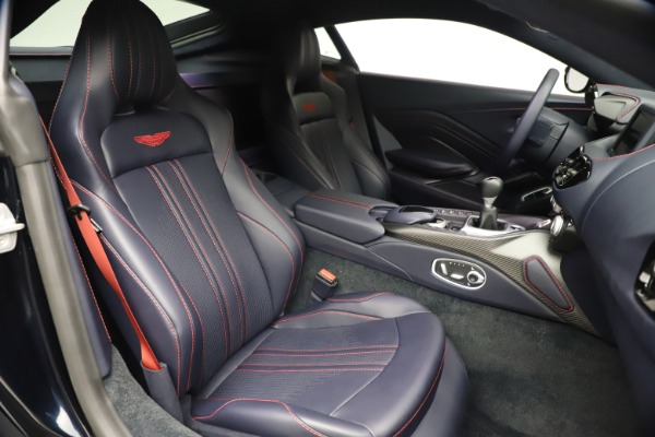 New 2021 Aston Martin Vantage for sale $189,686 at Aston Martin of Greenwich in Greenwich CT 06830 21