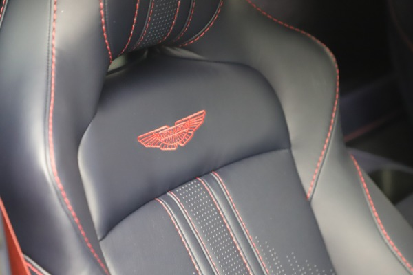 New 2021 Aston Martin Vantage for sale $189,686 at Aston Martin of Greenwich in Greenwich CT 06830 22