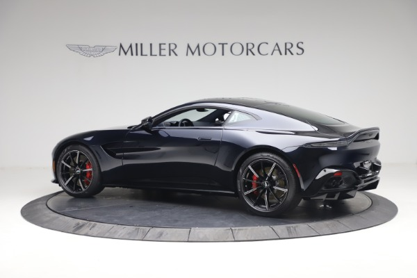 New 2021 Aston Martin Vantage for sale $189,686 at Aston Martin of Greenwich in Greenwich CT 06830 3