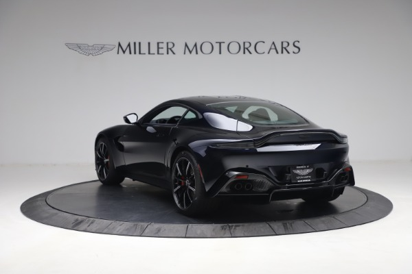 New 2021 Aston Martin Vantage for sale $189,686 at Aston Martin of Greenwich in Greenwich CT 06830 4