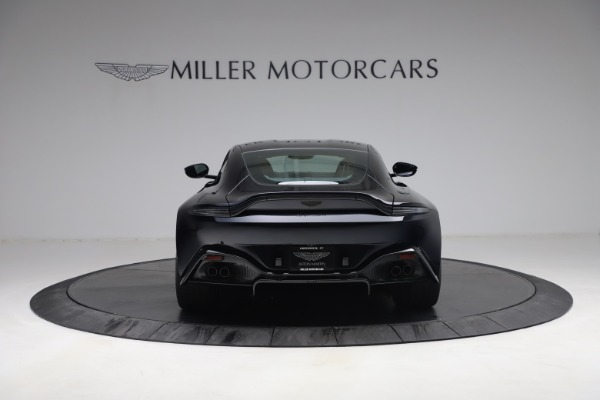 New 2021 Aston Martin Vantage for sale $189,686 at Aston Martin of Greenwich in Greenwich CT 06830 5