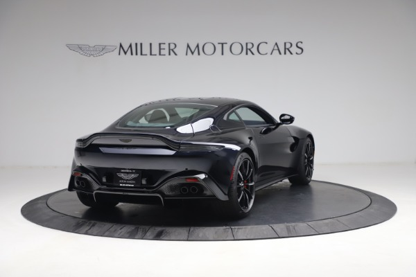 New 2021 Aston Martin Vantage for sale $189,686 at Aston Martin of Greenwich in Greenwich CT 06830 6