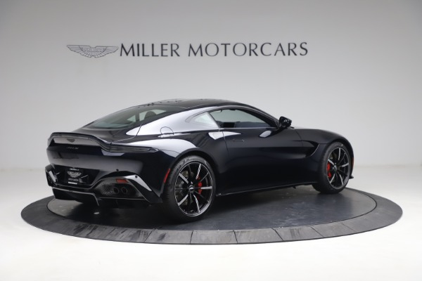 New 2021 Aston Martin Vantage for sale $189,686 at Aston Martin of Greenwich in Greenwich CT 06830 7