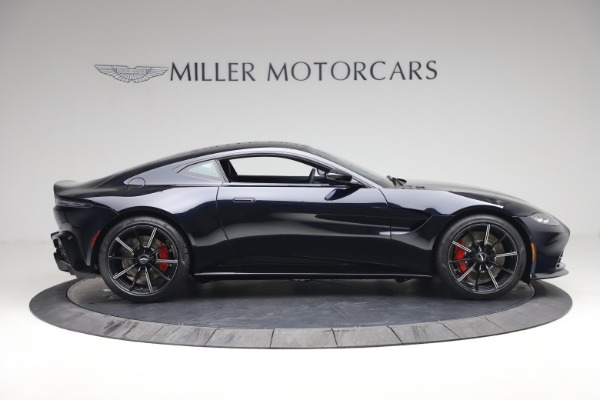 New 2021 Aston Martin Vantage for sale $189,686 at Aston Martin of Greenwich in Greenwich CT 06830 8