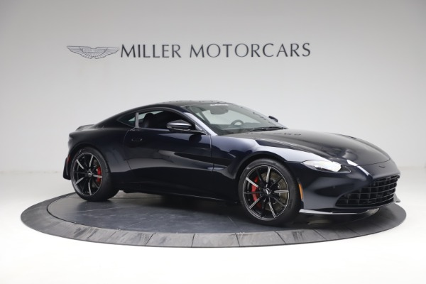New 2021 Aston Martin Vantage for sale $189,686 at Aston Martin of Greenwich in Greenwich CT 06830 9