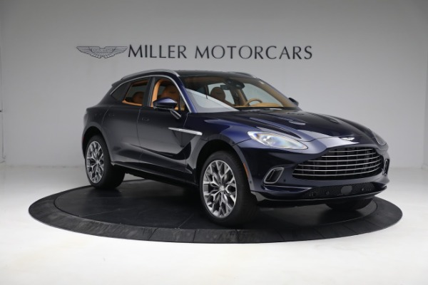 New 2021 Aston Martin DBX for sale $209,586 at Aston Martin of Greenwich in Greenwich CT 06830 10