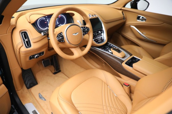 New 2021 Aston Martin DBX for sale $209,586 at Aston Martin of Greenwich in Greenwich CT 06830 13