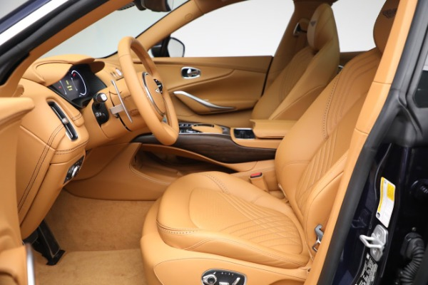 New 2021 Aston Martin DBX for sale $209,586 at Aston Martin of Greenwich in Greenwich CT 06830 14