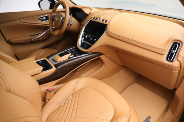 New 2021 Aston Martin DBX for sale $209,586 at Aston Martin of Greenwich in Greenwich CT 06830 19