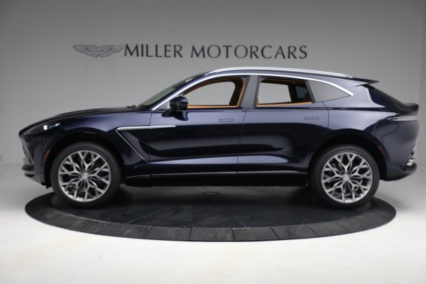 New 2021 Aston Martin DBX for sale $209,586 at Aston Martin of Greenwich in Greenwich CT 06830 2