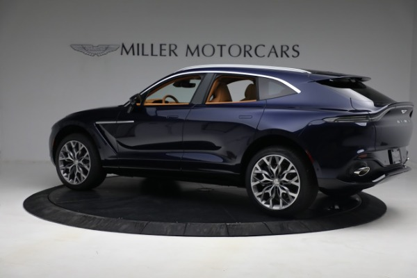 New 2021 Aston Martin DBX for sale $209,586 at Aston Martin of Greenwich in Greenwich CT 06830 3