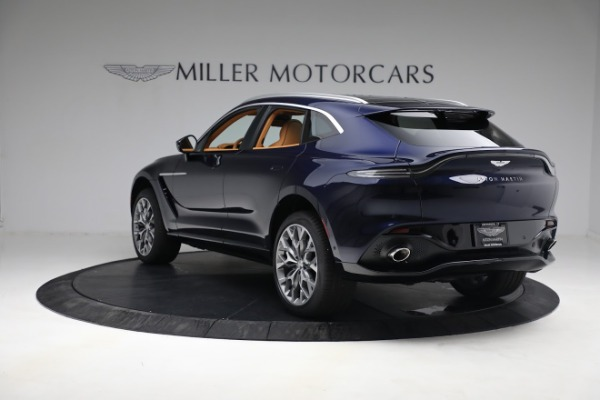 New 2021 Aston Martin DBX for sale $209,586 at Aston Martin of Greenwich in Greenwich CT 06830 4