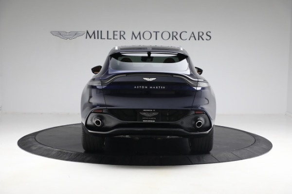 New 2021 Aston Martin DBX for sale $209,586 at Aston Martin of Greenwich in Greenwich CT 06830 5