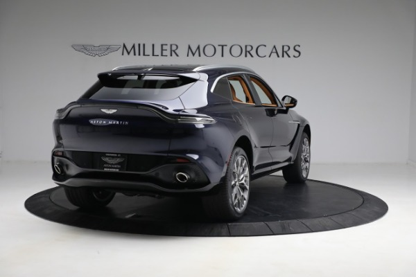New 2021 Aston Martin DBX for sale $209,586 at Aston Martin of Greenwich in Greenwich CT 06830 6