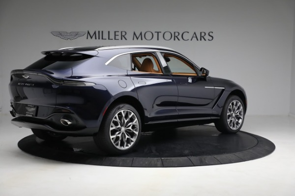 New 2021 Aston Martin DBX for sale $209,586 at Aston Martin of Greenwich in Greenwich CT 06830 7