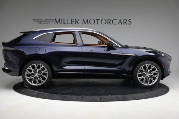 New 2021 Aston Martin DBX for sale $209,586 at Aston Martin of Greenwich in Greenwich CT 06830 8