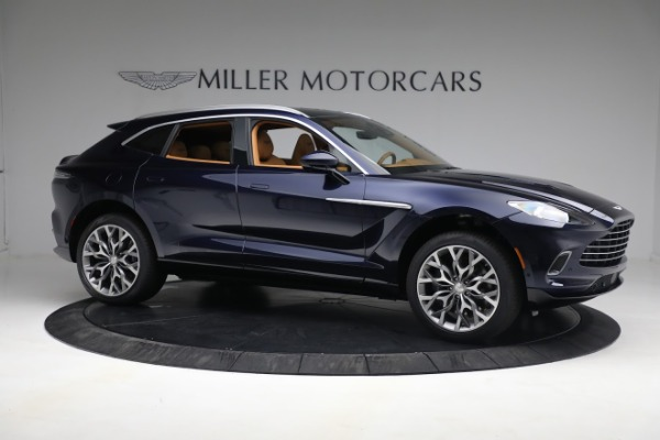 New 2021 Aston Martin DBX for sale $209,586 at Aston Martin of Greenwich in Greenwich CT 06830 9