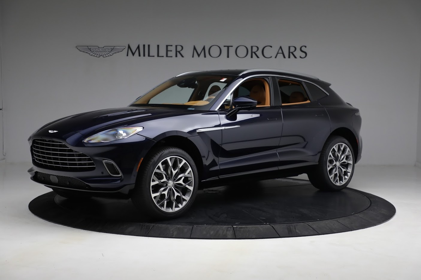 New 2021 Aston Martin DBX for sale $209,586 at Aston Martin of Greenwich in Greenwich CT 06830 1
