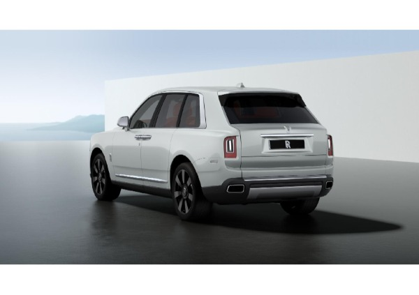 New 2022 Rolls-Royce Cullinan for sale Call for price at Aston Martin of Greenwich in Greenwich CT 06830 2