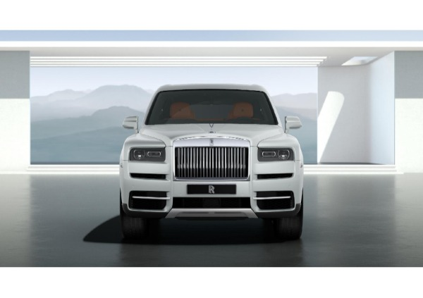 New 2022 Rolls-Royce Cullinan for sale Call for price at Aston Martin of Greenwich in Greenwich CT 06830 3