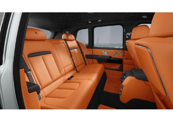 New 2022 Rolls-Royce Cullinan for sale Call for price at Aston Martin of Greenwich in Greenwich CT 06830 6
