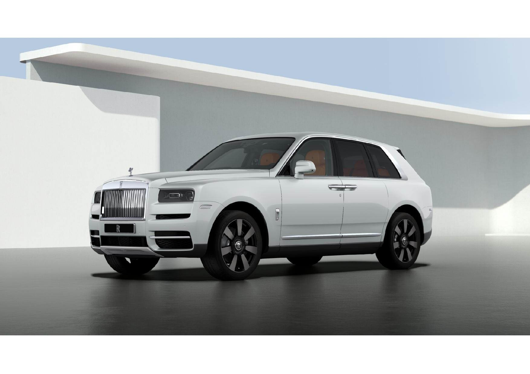 New 2022 Rolls-Royce Cullinan for sale Call for price at Aston Martin of Greenwich in Greenwich CT 06830 1