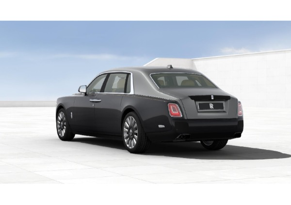 New 2022 Rolls-Royce Phantom EWB for sale Call for price at Aston Martin of Greenwich in Greenwich CT 06830 3