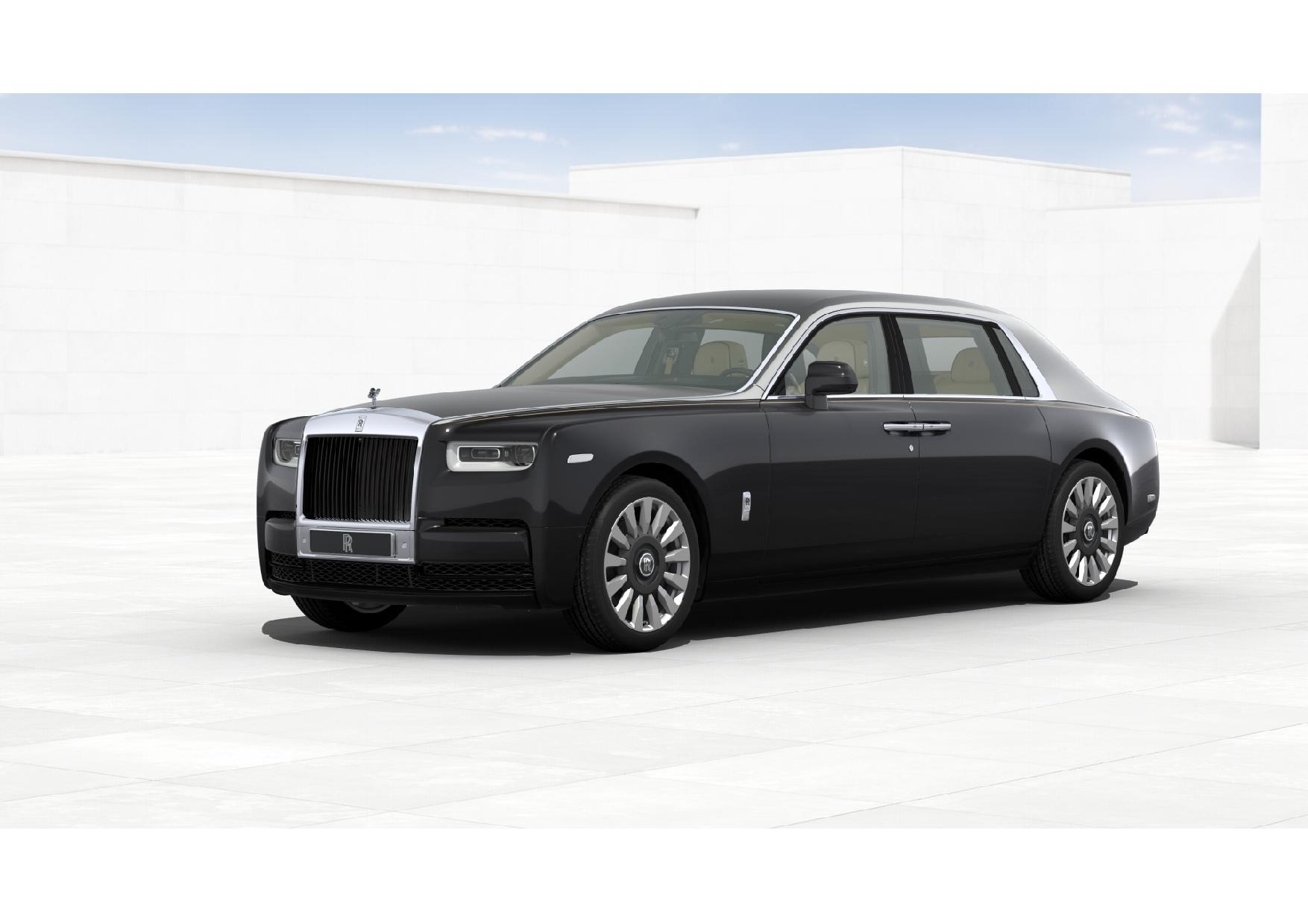 New 2022 Rolls-Royce Phantom EWB for sale Call for price at Aston Martin of Greenwich in Greenwich CT 06830 1