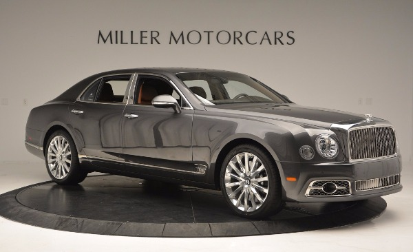 New 2017 Bentley Mulsanne for sale Sold at Aston Martin of Greenwich in Greenwich CT 06830 10