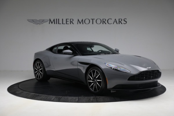 New 2021 Aston Martin DB11 V8 for sale $235,986 at Aston Martin of Greenwich in Greenwich CT 06830 10